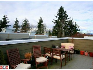 Photo 10: 66 15833 26 Avenue in Surrey: White Rock Townhouse for sale : MLS®# F1103281