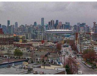 Photo 2: 803 2770 Sophia Street in Vancouver: Mount Pleasant VE Condo for sale (Vancouver East)  : MLS®# V1001129