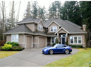 "Photo 1: 2245 133RD Street in Surrey: Elgin Chantrell House for sale in ""Bridlewood"" (South Surrey White Rock)  : MLS®# F1402115"