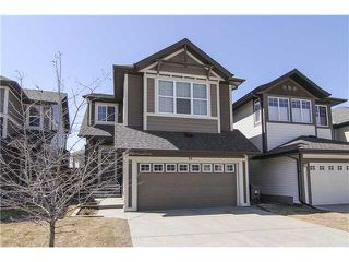 Photo 1: 99 AUBURN GLEN Way SE in CALGARY: Auburn Bay Residential Detached Single Family for sale (Calgary)  : MLS®# C3612400