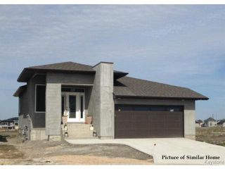 Photo 1: 234 STAN BAILIE Drive in Winnipeg: Residential for sale : MLS®# 1412354