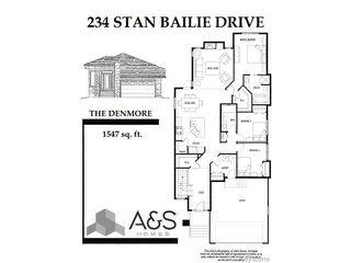 Photo 2: 234 STAN BAILIE Drive in Winnipeg: Residential for sale : MLS®# 1412354
