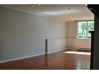 "Photo 3: 111 8450 JELLICOE Street in Vancouver: Fraserview VE Condo for sale in ""THE BOARDWALK"" (Vancouver East)  : MLS®# V1090440"