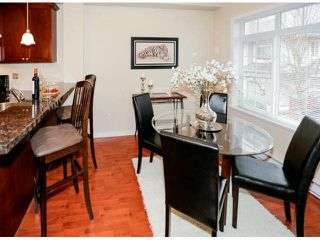 """Photo 6: 28 6852 193RD Street in Surrey: Clayton Townhouse for sale in """"INDIGO"""" (Cloverdale)  : MLS®# F1426154"""