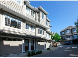 """Photo 3: 28 6852 193RD Street in Surrey: Clayton Townhouse for sale in """"INDIGO"""" (Cloverdale)  : MLS®# F1426154"""