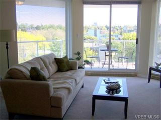 Photo 3: 402 1015 Pandora Avenue in VICTORIA: Vi Downtown Condo Apartment for sale (Victoria)  : MLS®# 344423