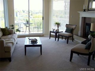 Photo 5: 402 1015 Pandora Avenue in VICTORIA: Vi Downtown Condo Apartment for sale (Victoria)  : MLS®# 344423