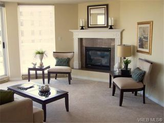Photo 4: 402 1015 Pandora Avenue in VICTORIA: Vi Downtown Condo Apartment for sale (Victoria)  : MLS®# 344423