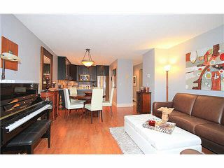 """Photo 3: 207 450 BROMLEY Street in Coquitlam: Coquitlam East Condo for sale in """"BROMLEY MANOR"""" : MLS®# V1098263"""