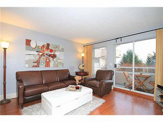 """Photo 5: 207 450 BROMLEY Street in Coquitlam: Coquitlam East Condo for sale in """"BROMLEY MANOR"""" : MLS®# V1098263"""