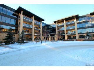 Photo 1: 80 Snow Street in WINNIPEG: Fort Garry / Whyte Ridge / St Norbert Condominium for sale (South Winnipeg)  : MLS®# 1500761