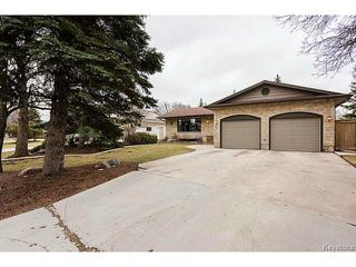 Photo 2:  in WINNIPEG: Charleswood Residential for sale (South Winnipeg)  : MLS®# 1509683