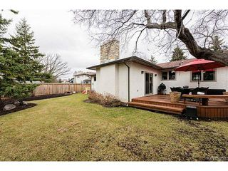 Photo 3:  in WINNIPEG: Charleswood Residential for sale (South Winnipeg)  : MLS®# 1509683
