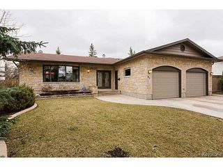Photo 1:  in WINNIPEG: Charleswood Residential for sale (South Winnipeg)  : MLS®# 1509683