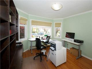 Photo 4: 5625 COLUMBIA Street in Vancouver: Cambie House for sale (Vancouver West)  : MLS®# V1133361