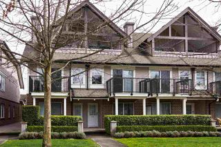 Photo 1: 106 2780 ACADIA Road in Vancouver: University VW Townhouse for sale (Vancouver West)  : MLS®# R2045967