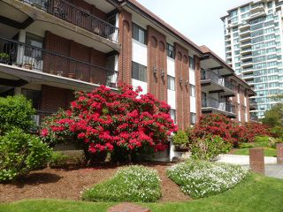 Photo 1: 201 625 HAMILTON Street in New Westminster: Uptown NW Condo for sale : MLS®# R2062051