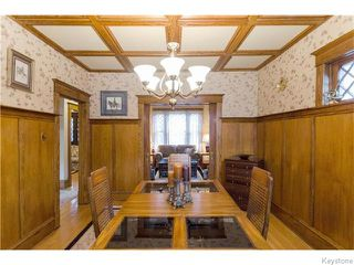 Photo 4: 166 Ruby Street in Winnipeg: West End / Wolseley Residential for sale (West Winnipeg)  : MLS®# 1612567