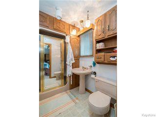Photo 11: 1145 Des Trappistes Street in Winnipeg: Fort Garry / Whyte Ridge / St Norbert Residential for sale (South Winnipeg)  : MLS®# 1615114
