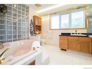 Photo 14: 1145 Des Trappistes Street in Winnipeg: Fort Garry / Whyte Ridge / St Norbert Residential for sale (South Winnipeg)  : MLS®# 1615114