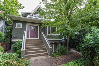 "Photo 1: 3427 W 7TH Avenue in Vancouver: Kitsilano House for sale in ""KITSILANO"" (Vancouver West)  : MLS®# R2109857"