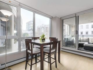 "Photo 2: 501 183 KEEFER Place in Vancouver: Downtown VW Condo for sale in ""PARIS PLACE"" (Vancouver West)  : MLS®# R2124284"