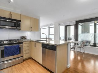 """Photo 4: 1507 1068 W BROADWAY in Vancouver: Fairview VW Condo for sale in """"The Zone"""" (Vancouver West)  : MLS®# R2137350"""