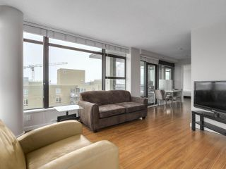 """Photo 8: 1507 1068 W BROADWAY in Vancouver: Fairview VW Condo for sale in """"The Zone"""" (Vancouver West)  : MLS®# R2137350"""