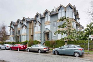 "Photo 1: 3009 LAUREL Street in Vancouver: Fairview VW Townhouse for sale in ""Fairview Court"" (Vancouver West)  : MLS®# R2149284"