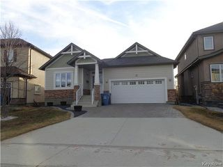 Photo 1: 47 Appletree Crescent in Winnipeg: Waverley West Residential for sale (1R)  : MLS®# 1707959
