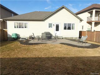 Photo 18: 47 Appletree Crescent in Winnipeg: Waverley West Residential for sale (1R)  : MLS®# 1707959