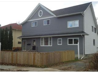 Photo 2: 114 Matheson Avenue East in Winnipeg: Scotia Heights Residential for sale (4D)  : MLS®# 1710930