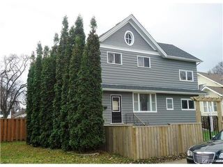 Photo 1: 114 Matheson Avenue East in Winnipeg: Scotia Heights Residential for sale (4D)  : MLS®# 1710930