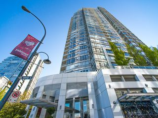 Photo 2: 1602 1201 MARINASIDE Crescent in Vancouver: Yaletown Condo for sale (Vancouver West)  : MLS®# R2163698