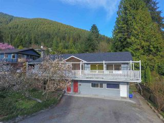 Photo 1: 5050 RANGER AVENUE in North Vancouver: Canyon Heights NV House for sale : MLS®# R2157779