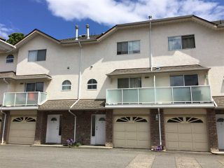 """Main Photo: 4 8711 GENERAL CURRIE Road in Richmond: Brighouse South Townhouse for sale in """"ROSEMONT COURT"""" : MLS®# R2204892"""