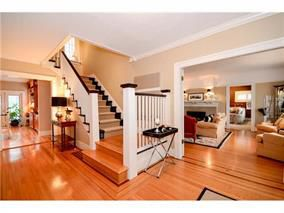 Photo 2: 5416 LABURNUM Street in Vancouver: Shaughnessy House for sale (Vancouver West)  : MLS®# V1045115