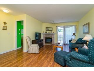 Photo 3: 203 20240 54A AVENUE in Langley: Langley City Condo for sale : MLS®# R2194442