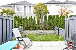"""Photo 19: 73 8438 207A Street in Langley: Willoughby Heights Townhouse for sale in """"YORK"""" : MLS®# R2220551"""