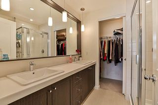 """Photo 16: 73 8438 207A Street in Langley: Willoughby Heights Townhouse for sale in """"YORK"""" : MLS®# R2220551"""