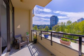 "Photo 15: 611 121 BREW Street in Port Moody: Port Moody Centre Condo for sale in ""THE ROOM"" : MLS®# R2265014"