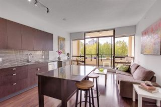 "Photo 4: 611 121 BREW Street in Port Moody: Port Moody Centre Condo for sale in ""THE ROOM"" : MLS®# R2265014"