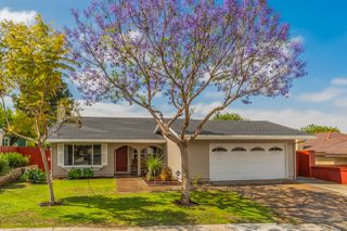 Photo 1: DEL CERRO House for sale : 4 bedrooms : 5545 Laramie Way in San Diego