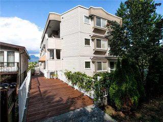 "Photo 1: 203 2295 PANDORA Street in Vancouver: Hastings Condo for sale in ""Pandora Gardens"" (Vancouver East)  : MLS®# R2277697"