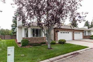 Main Photo: 9 320 Jim Common Drive: Sherwood Park House Half Duplex for sale : MLS®# E4130333