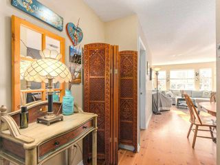 "Photo 16: 252 2565 W BROADWAY in Vancouver: Kitsilano Condo for sale in ""TRAFALGAR MEWS"" (Vancouver West)  : MLS®# R2321224"