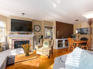 "Photo 4: 252 2565 W BROADWAY in Vancouver: Kitsilano Condo for sale in ""TRAFALGAR MEWS"" (Vancouver West)  : MLS®# R2321224"