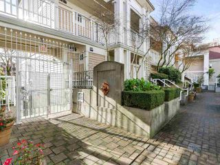 "Photo 19: 252 2565 W BROADWAY in Vancouver: Kitsilano Condo for sale in ""TRAFALGAR MEWS"" (Vancouver West)  : MLS®# R2321224"