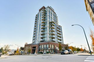 Main Photo: 502 258 SIXTH Street in New Westminster: Uptown NW Condo for sale : MLS®# R2321755