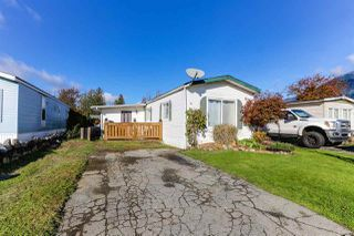 "Photo 1: 14 9267 SHOOK Road in Mission: Mission BC Manufactured Home for sale in ""GREEN ACRES MOBILE PARK"" : MLS®# R2324139"